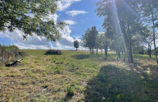 Terrain 1445 m2 – Lieu-dit : PRIX